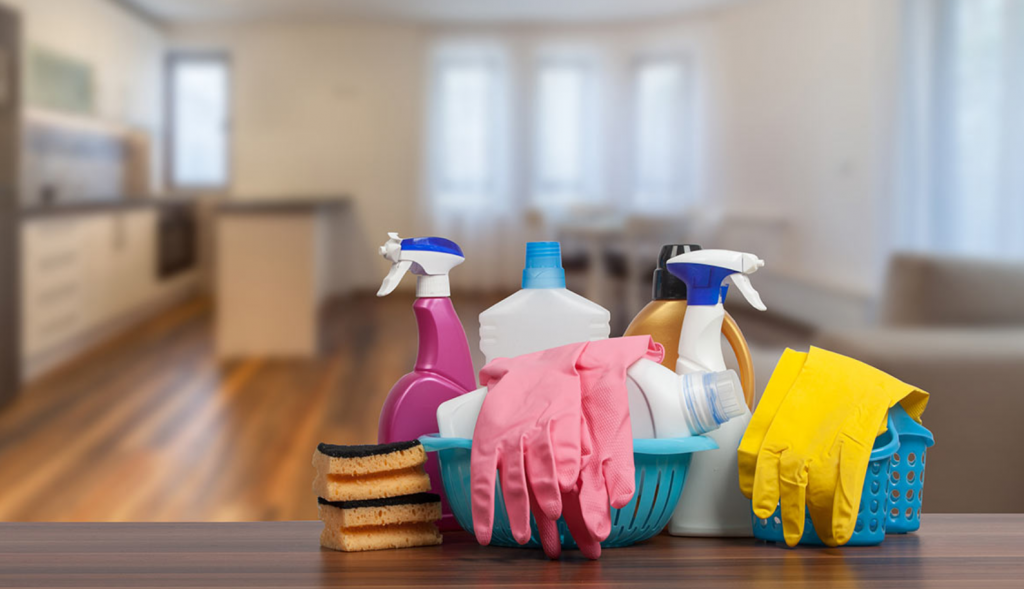 Serviceproviders for cleaning your house while vacating